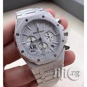 Audemars Piguet Royal Oak Chronograph Silver   Watches for sale in Abuja (FCT) State, Central Business Dis