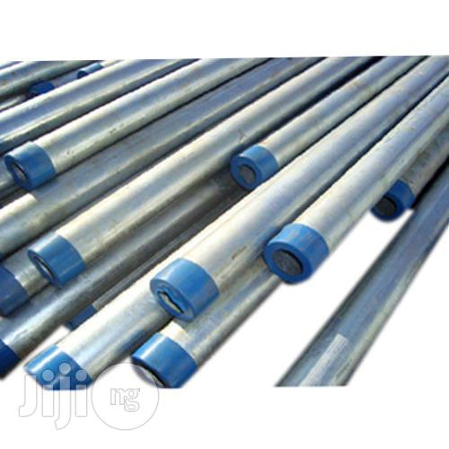 Round GI Pipes | Building Materials for sale in Nyanya, Abuja (FCT) State, Nigeria