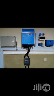 10KVA Victron Energy Inverter And Solar System Installation | Building & Trades Services for sale in Lagos State, Lagos Island