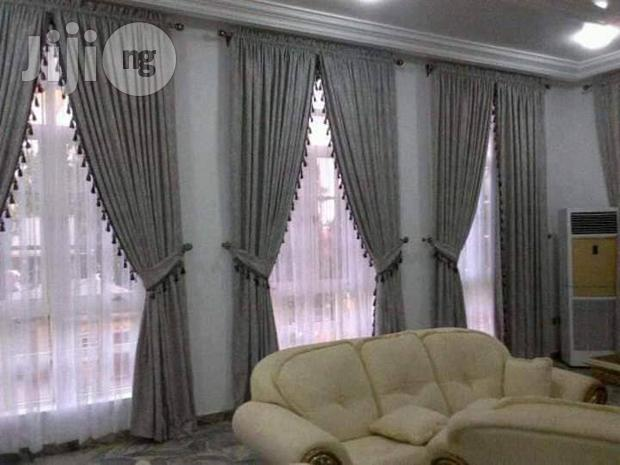 Simple Design Curtain