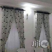 Beautiful Curtain Designs (Turkey Fabric) | Home Accessories for sale in Lagos State, Ojo
