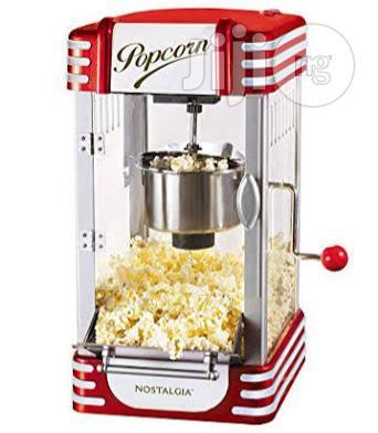 Nostalgia Electric Popcorn Machine