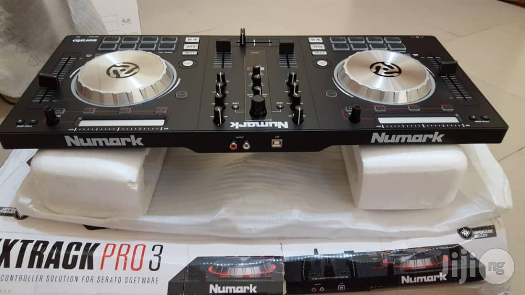 Numark Mixtrack Pro 3 Serato DJ Turn Tables   Musical Instruments & Gear for sale in Ajah, Lagos State, Nigeria