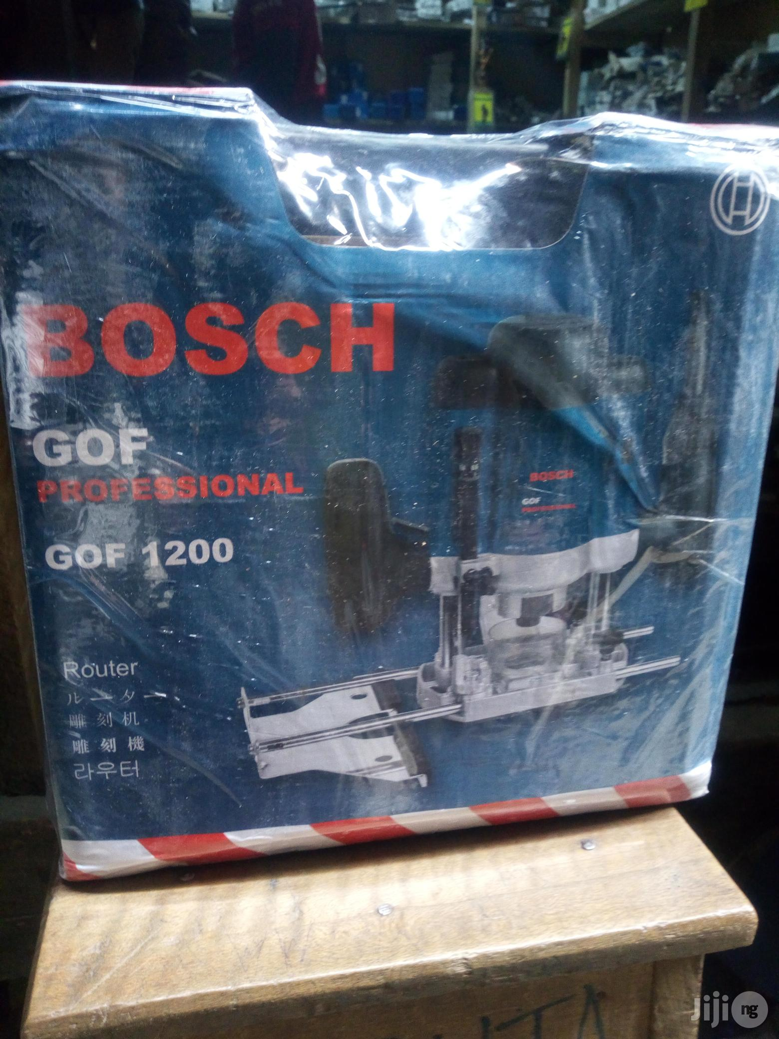 Bosch Router Machine