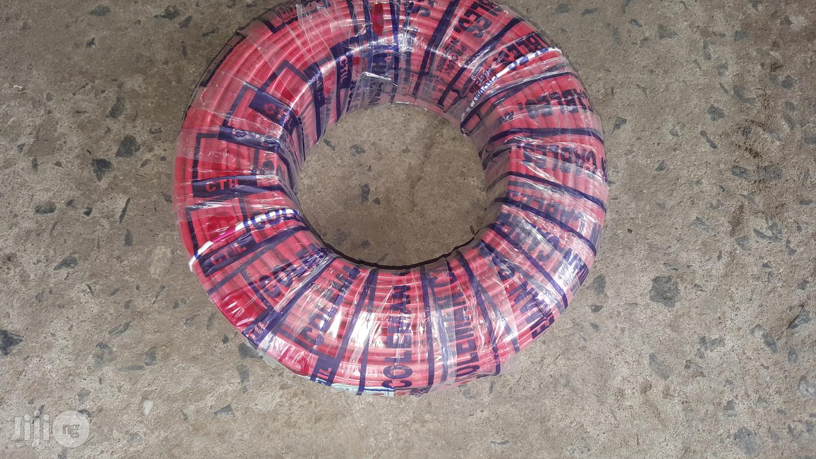 6mm Coleman Single Wire | Electrical Equipment for sale in Lagos Island (Eko), Lagos State, Nigeria