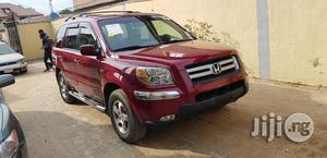 Honda Pilot 2006 EX-L 4x4 (3.5L 6cyl 5A) | Cars for sale in Lagos State, Ojo