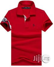 Original Brand Red Designers Tshirts With Hand-Band Number by RLP | Clothing for sale in Lagos State, Lagos Island