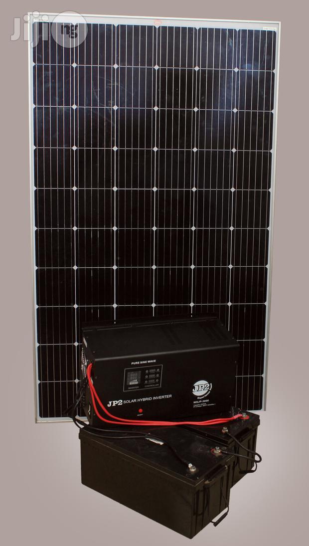 Jp2 300watt Solar Panel Mono