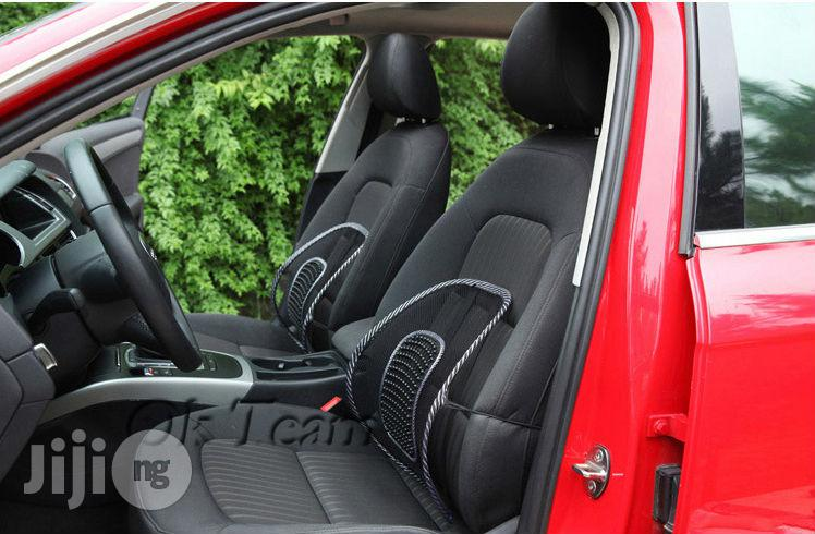 Car Office Seat Chair Massage Back Lumbar Support