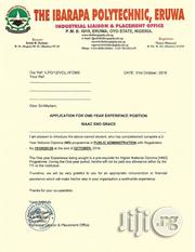 Undergraduate And Graduate Internship Positions | Internship CVs for sale in Lagos State, Victoria Island