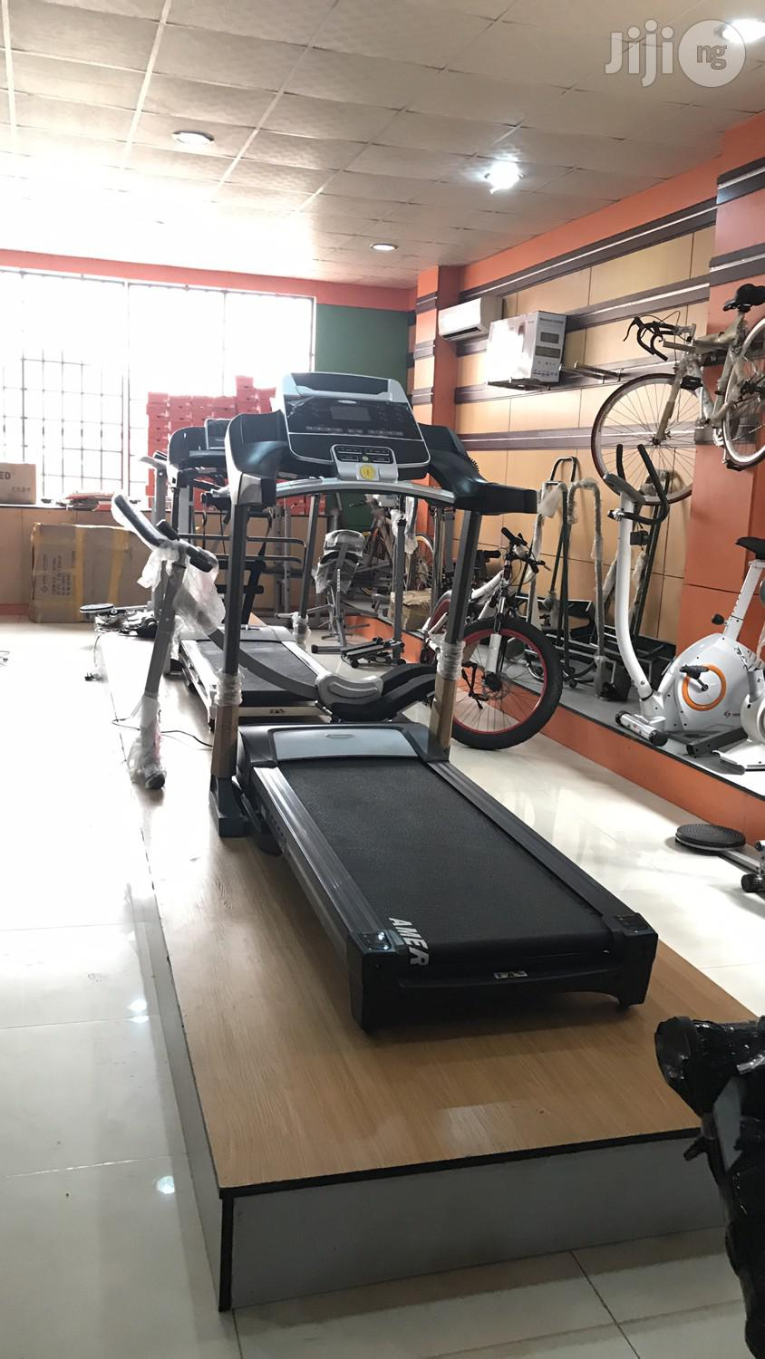 Archive: Imported Treadmill 3hp
