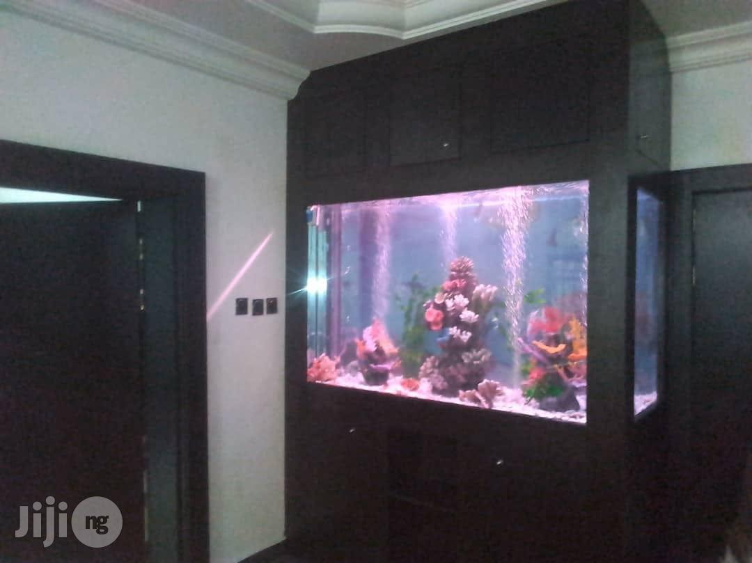 Aquariums (Designs According To Your Specifications)