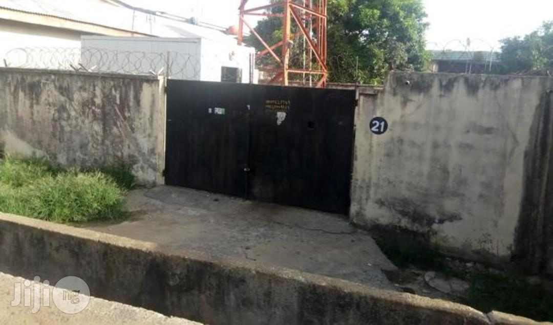 Plot of Land at Gbagada for Sale.