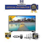 "Nasco Digital LED TV With Inbuilt Decoder 32""   TV & DVD Equipment for sale in Lagos State, Agege"