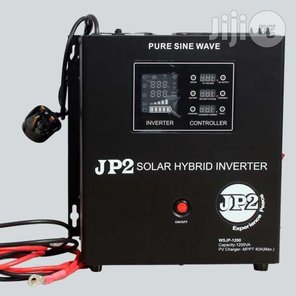 Superb 1.2kva Jp2 Hybrid Inverter