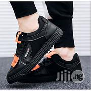 Fashion Men's Sneakers Low Top Sport Shoes Canvas Breathable Running Sneakers.   Shoes for sale in Oyo State, Ibadan