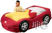 USA Used Little Tikes Car Styled Toddler Bed | Children's Furniture for sale in Lagos State, Ikorodu