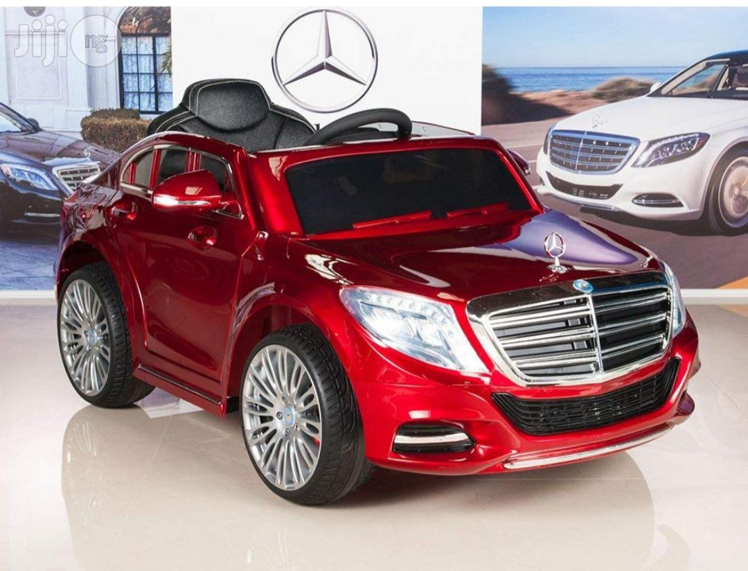 Mercedes Maybach S600 Electric Ride-On Toy Car for Kids | Toys for sale in Lagos Island, Lagos State, Nigeria