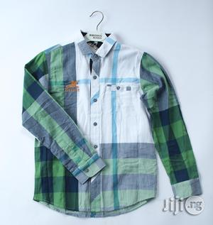 Burberry Boys Shirt. | Children's Clothing for sale in Lagos State, Alimosho