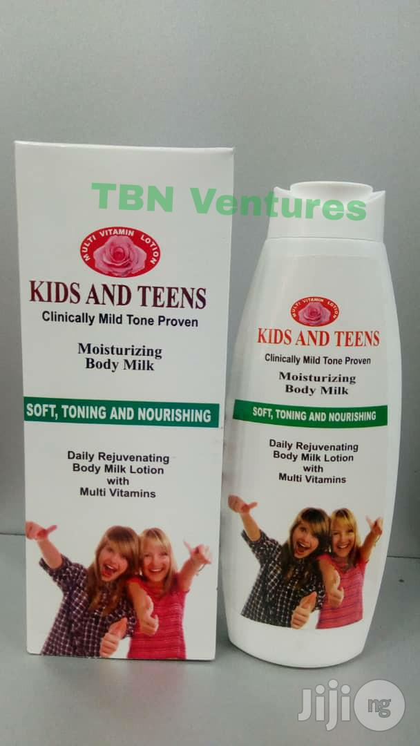 Kids And Teens Moisturizing Body Lotion -350ml