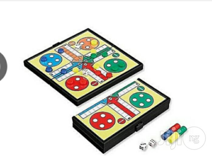 Magnetic Ludo Game   Books & Games for sale in Alimosho, Lagos State, Nigeria
