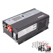 Prag 4KVA-24V Pure Sine Wave Inverter-wall Mount-h + AC/DC Cables | Solar Energy for sale in Lagos State, Victoria Island