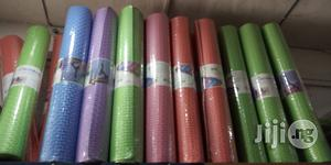 Yoga Mat Size 90 By 190cm   Sports Equipment for sale in Lagos State, Surulere