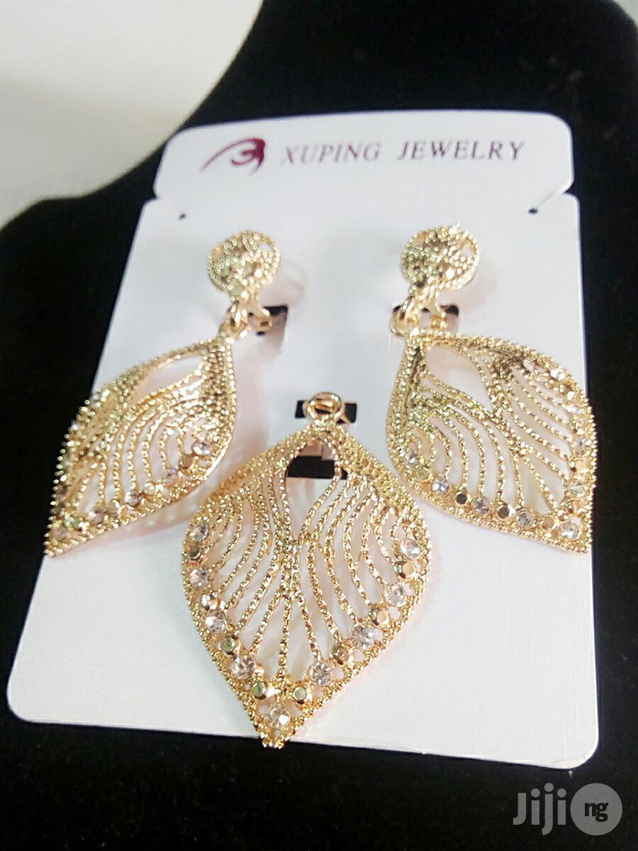 Steel Earrings | Jewelry for sale in Alimosho, Lagos State, Nigeria