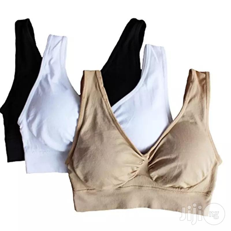 3pcs/Set Sexy Genie Bra | Clothing for sale in Apapa, Lagos State, Nigeria