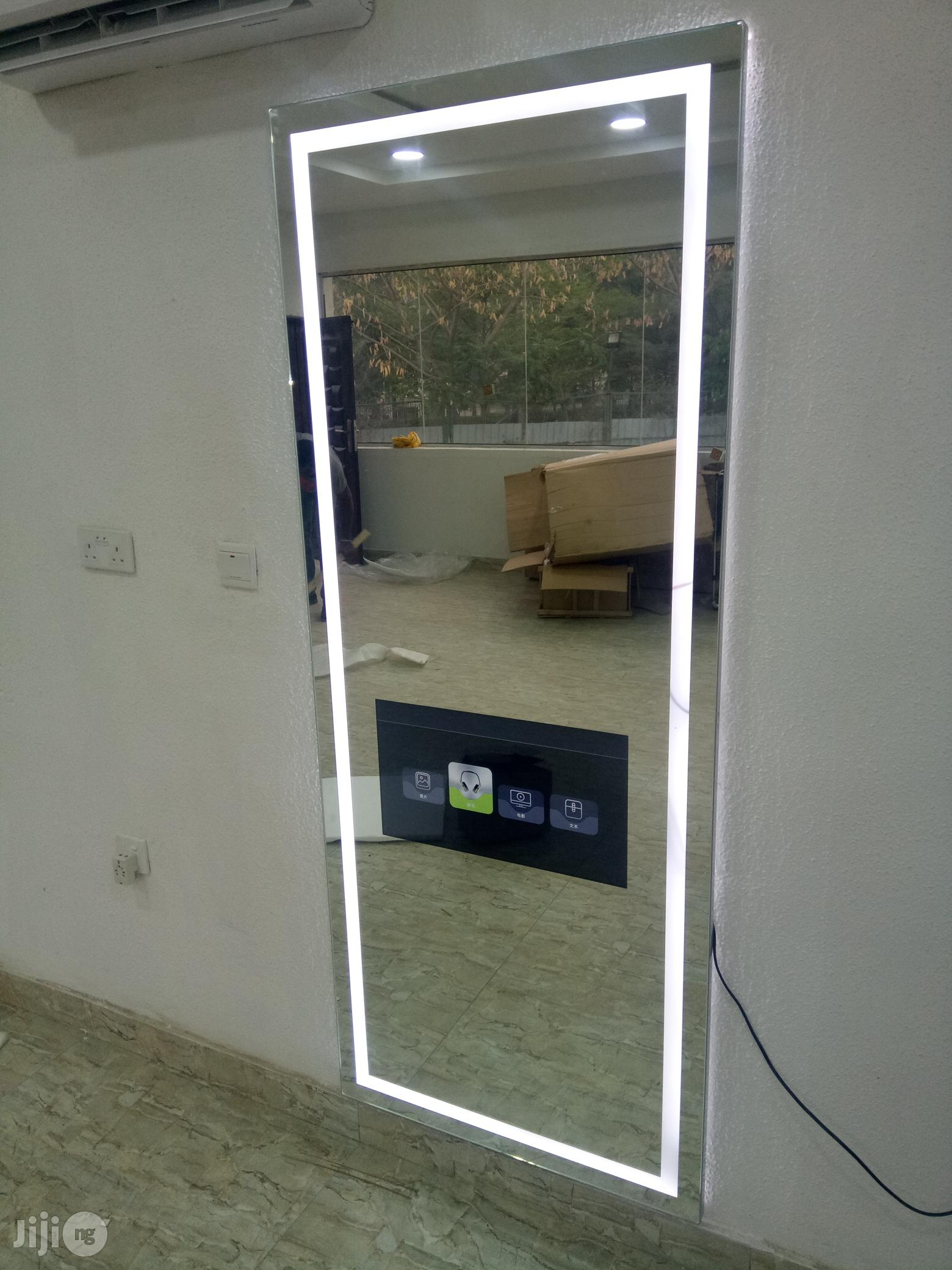 Archive: Mirror With TV