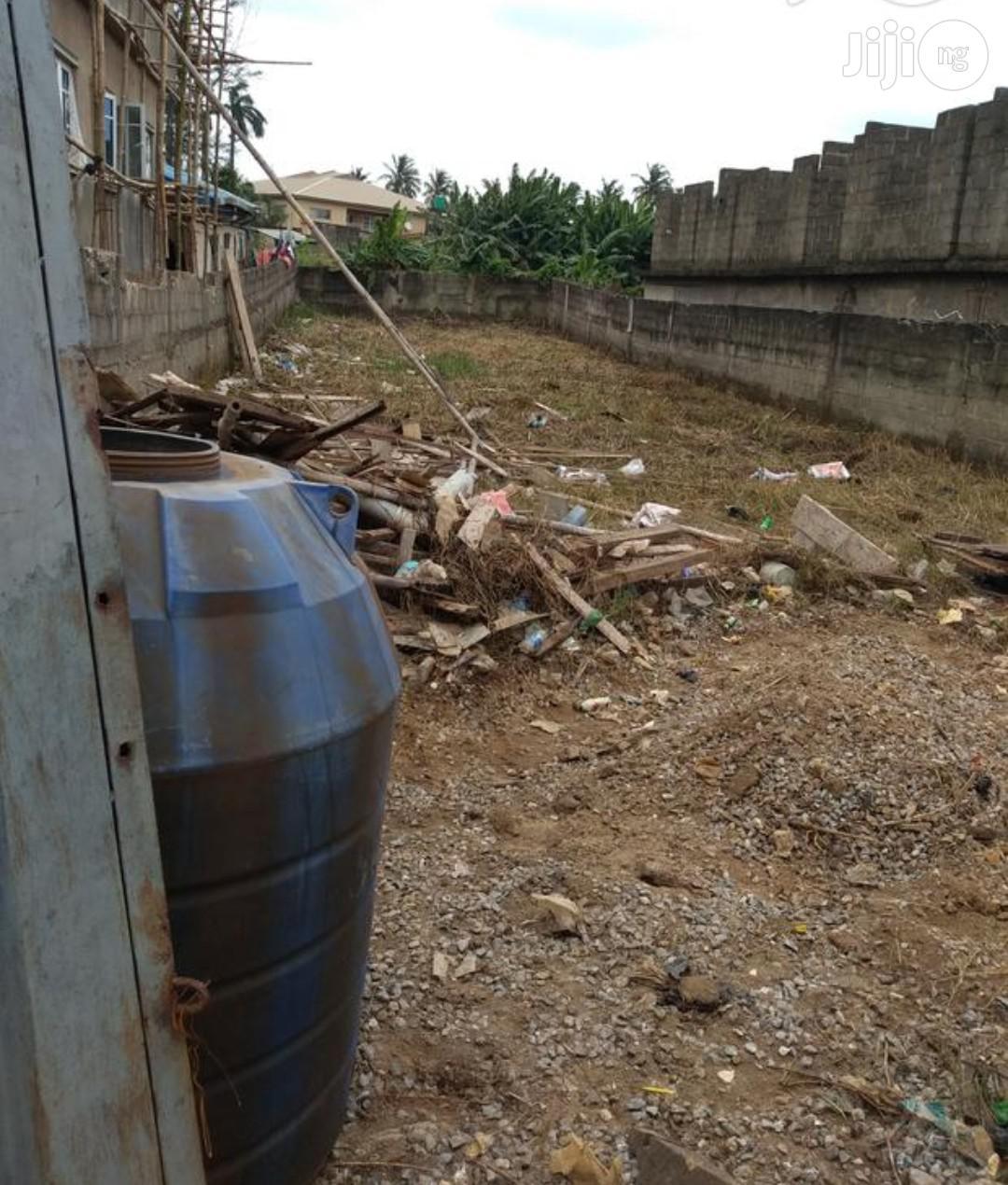 Virgin Land of 400sqm for Sale at Sholuyi Gbagada. | Land & Plots For Sale for sale in Gbagada, Lagos State, Nigeria