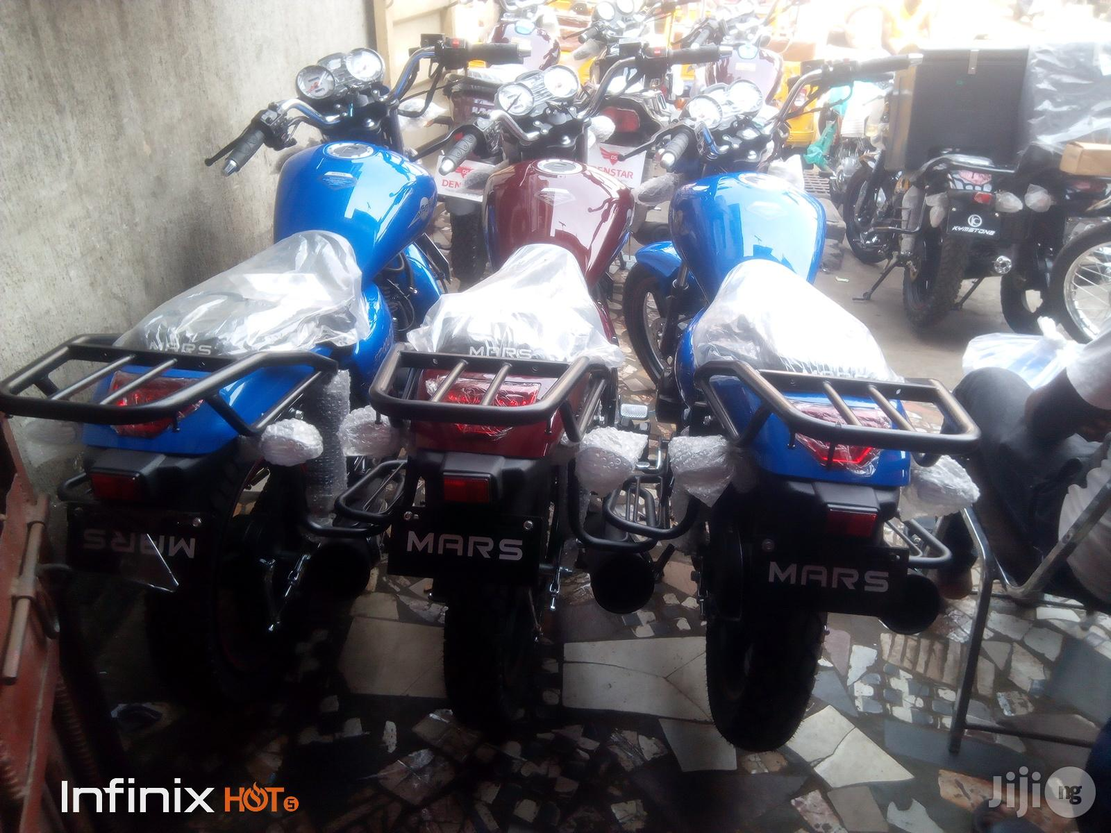 New Super Gallant Buffalo 2018 Blue | Motorcycles & Scooters for sale in Yaba, Lagos State, Nigeria