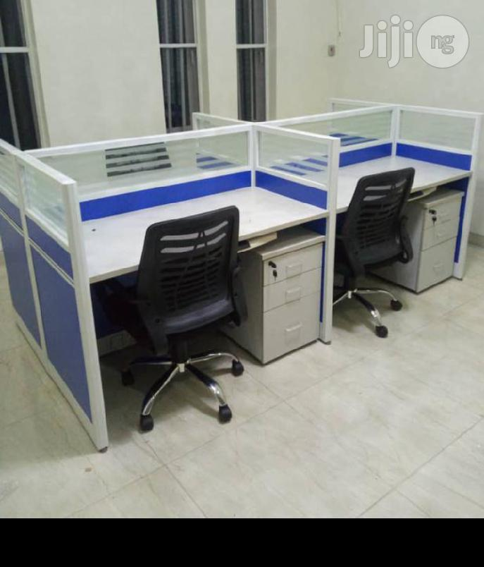 Pristine High Quality Office Worksation (4seater)