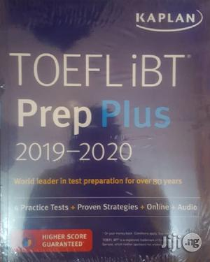 4 Practice Tests for the TOEFL 2019-2020 | Stationery for sale in Lagos State, Oshodi