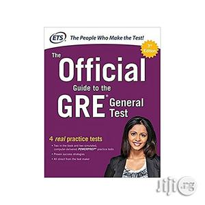 The Official Guide to the GRE General Test | Stationery for sale in Lagos State, Oshodi