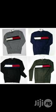 Tommy Hilfigar Sweat Shirt | Clothing for sale in Lagos State, Surulere