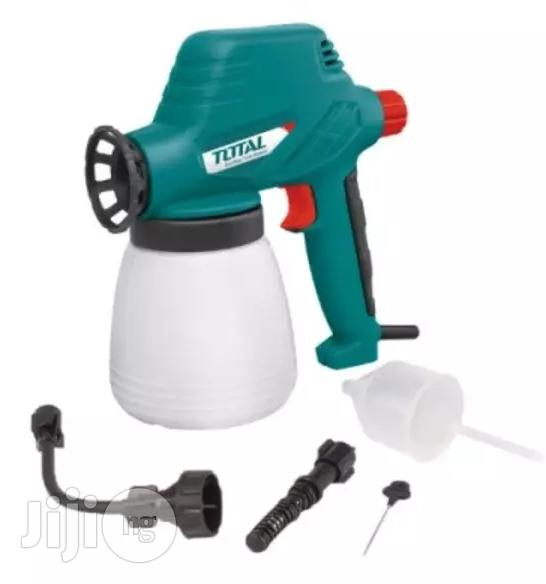 Total Electric Spray Gun - Multicolour