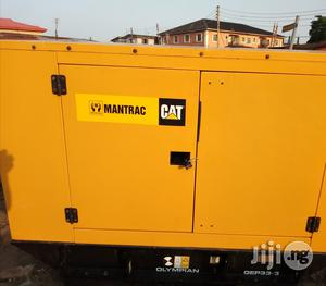 33kva Caterpillar Soundproof Generator Is Available for Sale | Electrical Equipment for sale in Lagos State, Oshodi