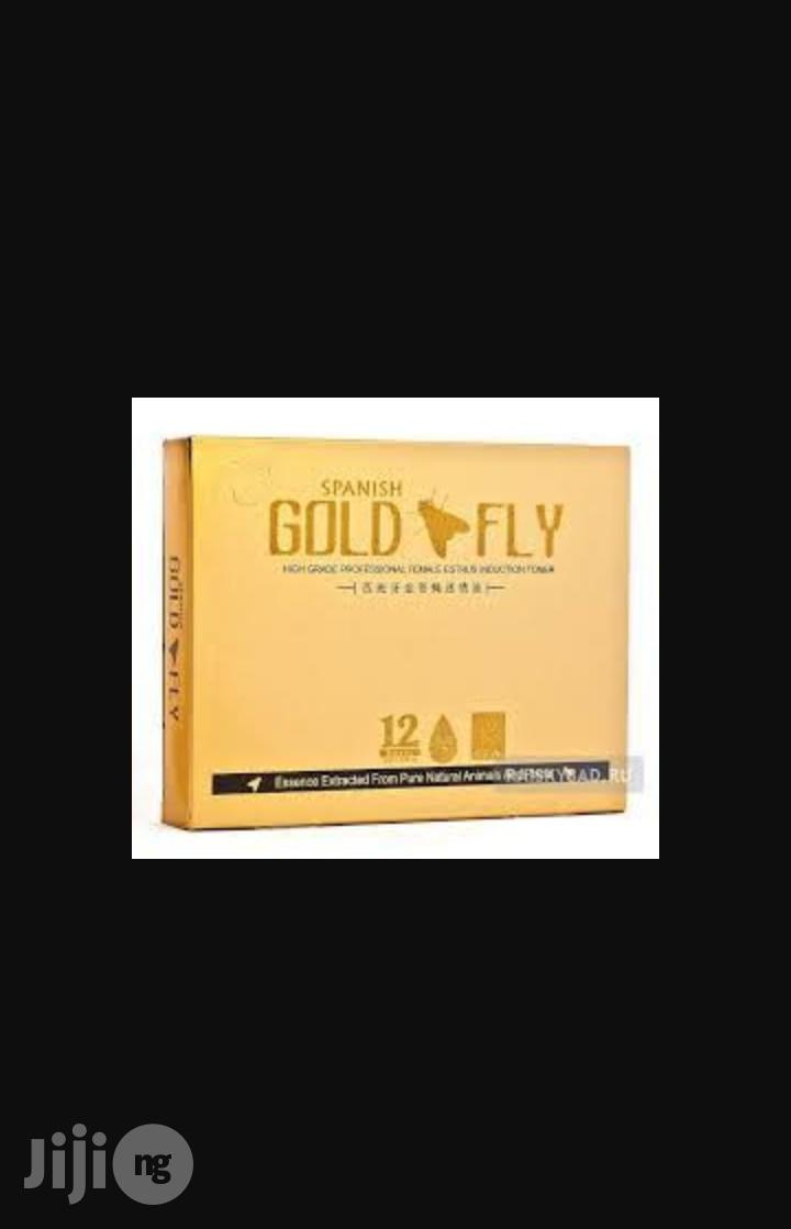 Spanish Gold Fly Libido Booster