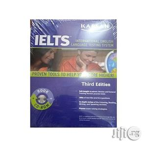 IELTS Strategies With Practice Tests   Books & Games for sale in Lagos State
