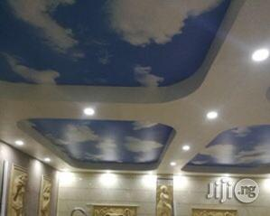 Modern Stretched Ceiling | Home Accessories for sale in Akure, Ondo State, Nigeria
