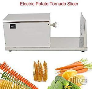 Stainless Steel Electric Petato Slizer   Restaurant & Catering Equipment for sale in Lagos State, Ikeja