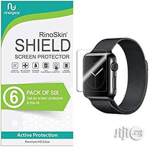 USA Apple Watch 38mm Screen Protector (Series 3 2 1) [1-pack] Rinogear | Smart Watches & Trackers for sale in Lagos State, Alimosho