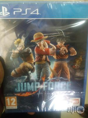 PS4 Jump Force | Video Games for sale in Lagos State, Agege