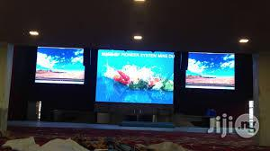 Multimedia Outdoor Advertising LED Display System | Computer & IT Services for sale in Lagos State, Lekki