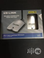 LB LINK 802.11 Long Range Usb Adapter | Computer Accessories  for sale in Lagos State, Ikeja