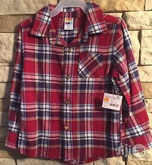 Healthex Boys Plaid Shirt - 3yrs   Children's Clothing for sale in Lagos State, Surulere