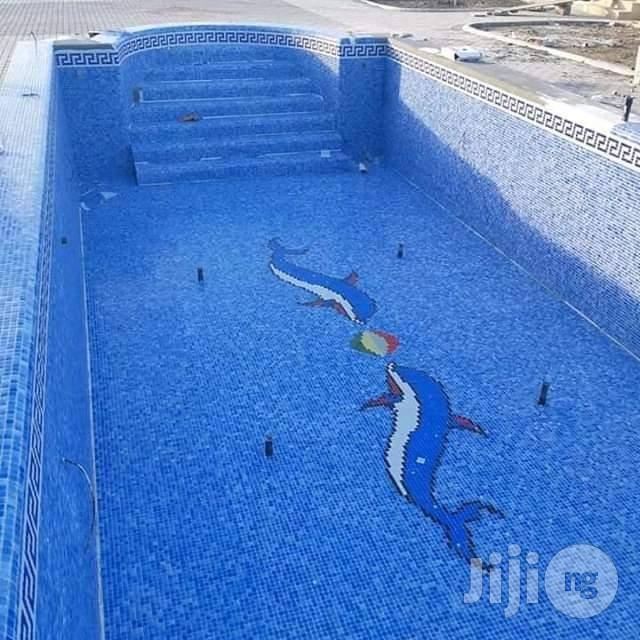 Swimming Pool Construction | Building & Trades Services for sale in Amuwo-Odofin, Lagos State, Nigeria