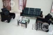 Good Quality 5 Seater Sofa Chair,With 2 Yrs Guarantee | Furniture for sale in Lagos State, Agboyi/Ketu