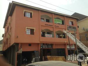 10 Flats, 8 Lock Up Mini Warehouse And A Big Hall Behind Within Sam Mbakwe Avenue World Bank Road, New Owerri. | Commercial Property For Sale for sale in Imo State, Owerri